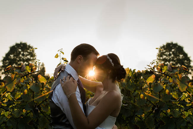 Beautiful summer wedding outdoors in an English vineyard, with Danielle Smith Photography (30)