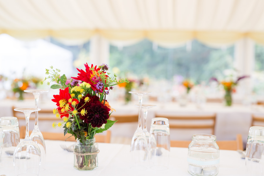 Marquee wedding Eastbourne with Charlotte Razzell Photography (6)