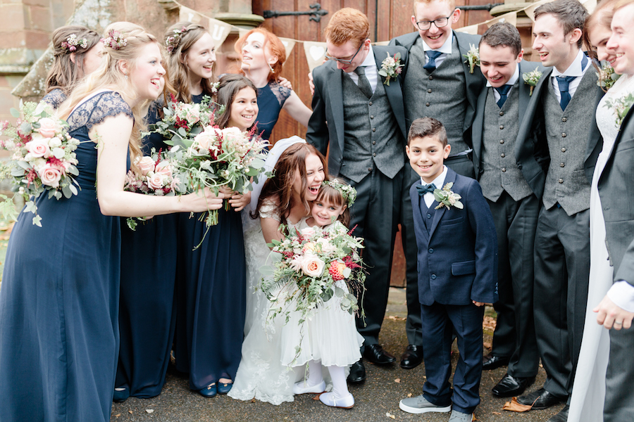 English summer wedding at Alveston Pastures, with Hannah K Photography (13)