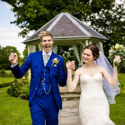 Laura and Andy's gorgeous Lemore Manor wedding with Cassandra Lane Photography