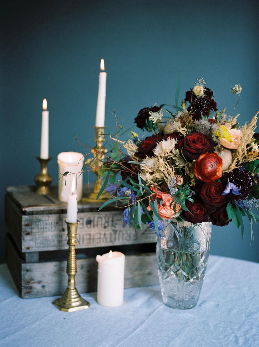 Vintage designer wedding inspiration for 2018, image credit Verona Lain Photography on the English Wedding Blog (36)