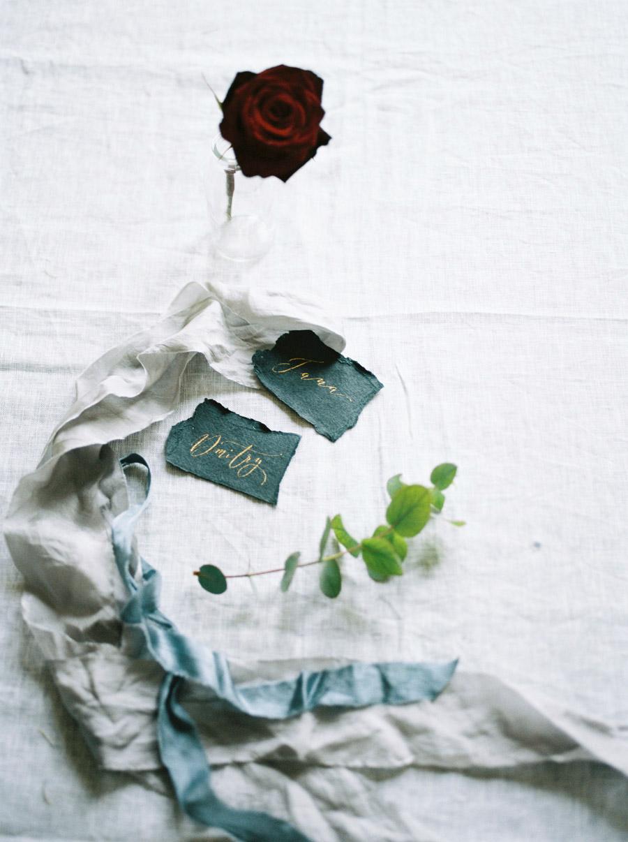 Vintage designer wedding inspiration for 2018, image credit Verona Lain Photography on the English Wedding Blog (37)