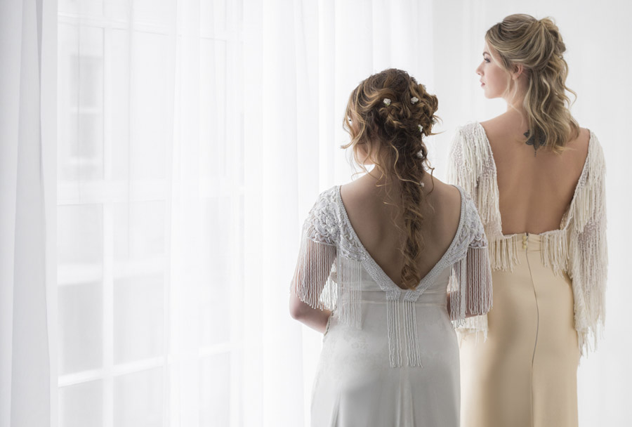Sheradon Dublin Photography - dresses by Poppy Perspective on the English Wedding Blog (4)