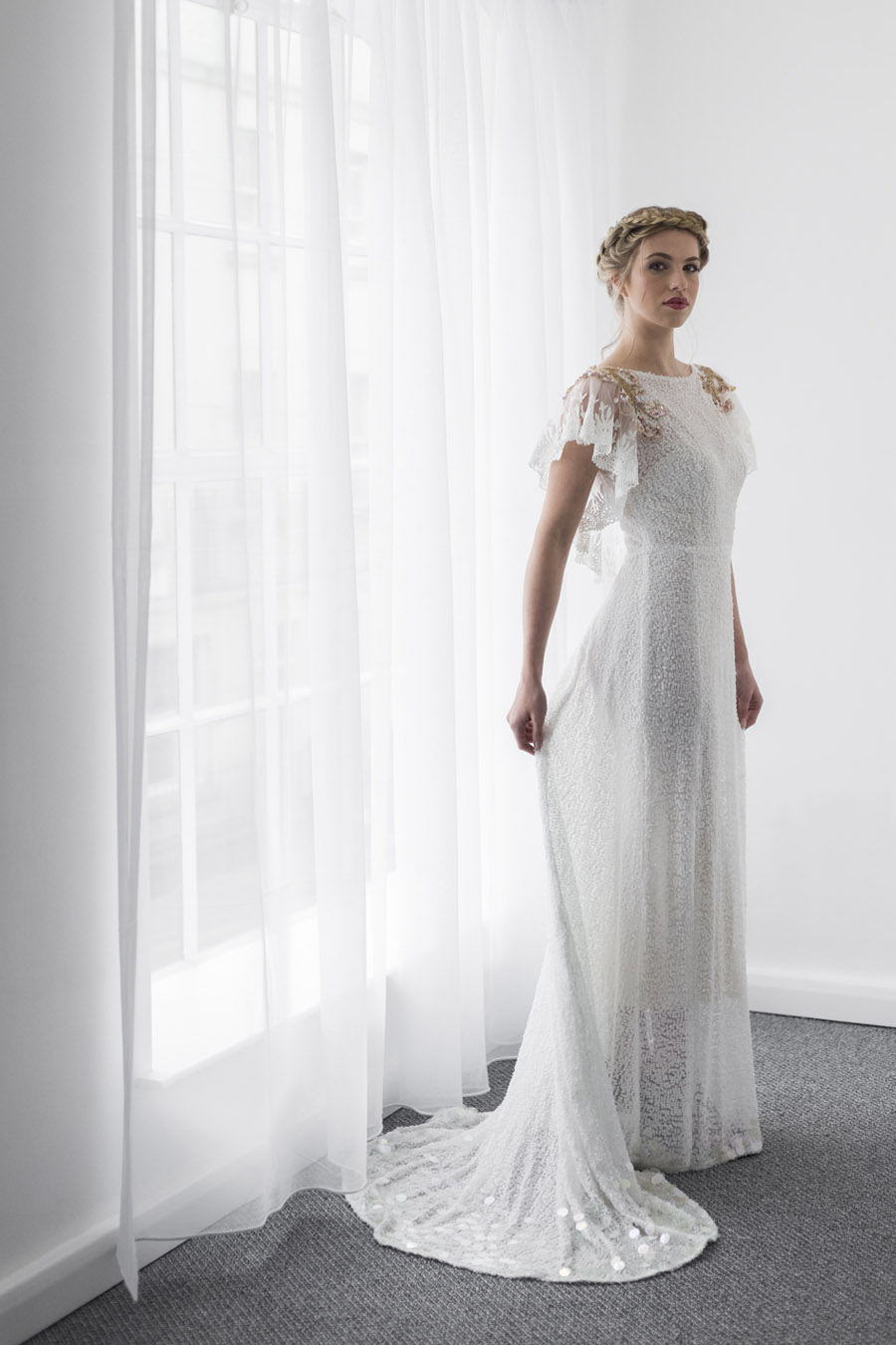 Sheradon Dublin Photography - dresses by Poppy Perspective on the English Wedding Blog (12)
