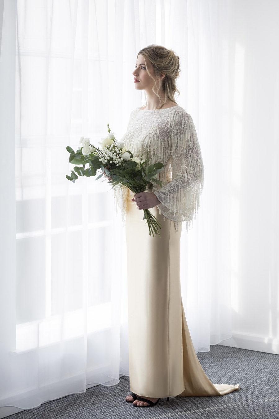 Sheradon Dublin Photography - dresses by Poppy Perspective on the English Wedding Blog (2)