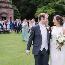 Sarah and Ben's relaxed outdoor wedding at Larmer Tree Gardens, with Married To My Camera