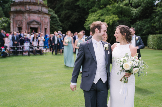 Relaxed Larmer Tree Gardens wedding, images by Married to my Camera (17)