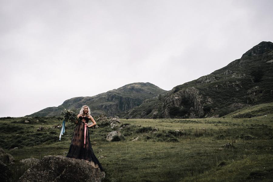 mountain wedding inspiration UK elopement styling English Wedding Blog (1)