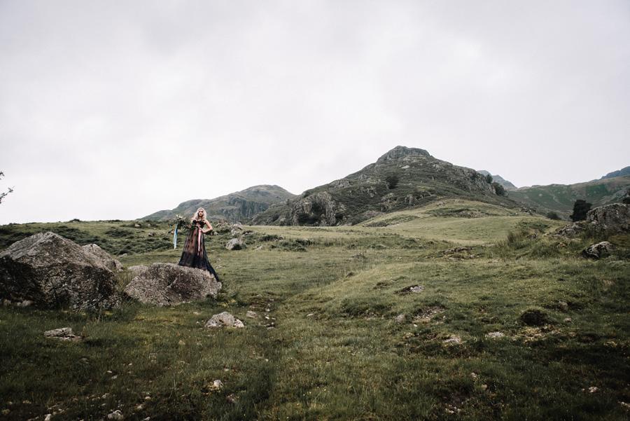 mountain wedding inspiration UK elopement styling English Wedding Blog (2)