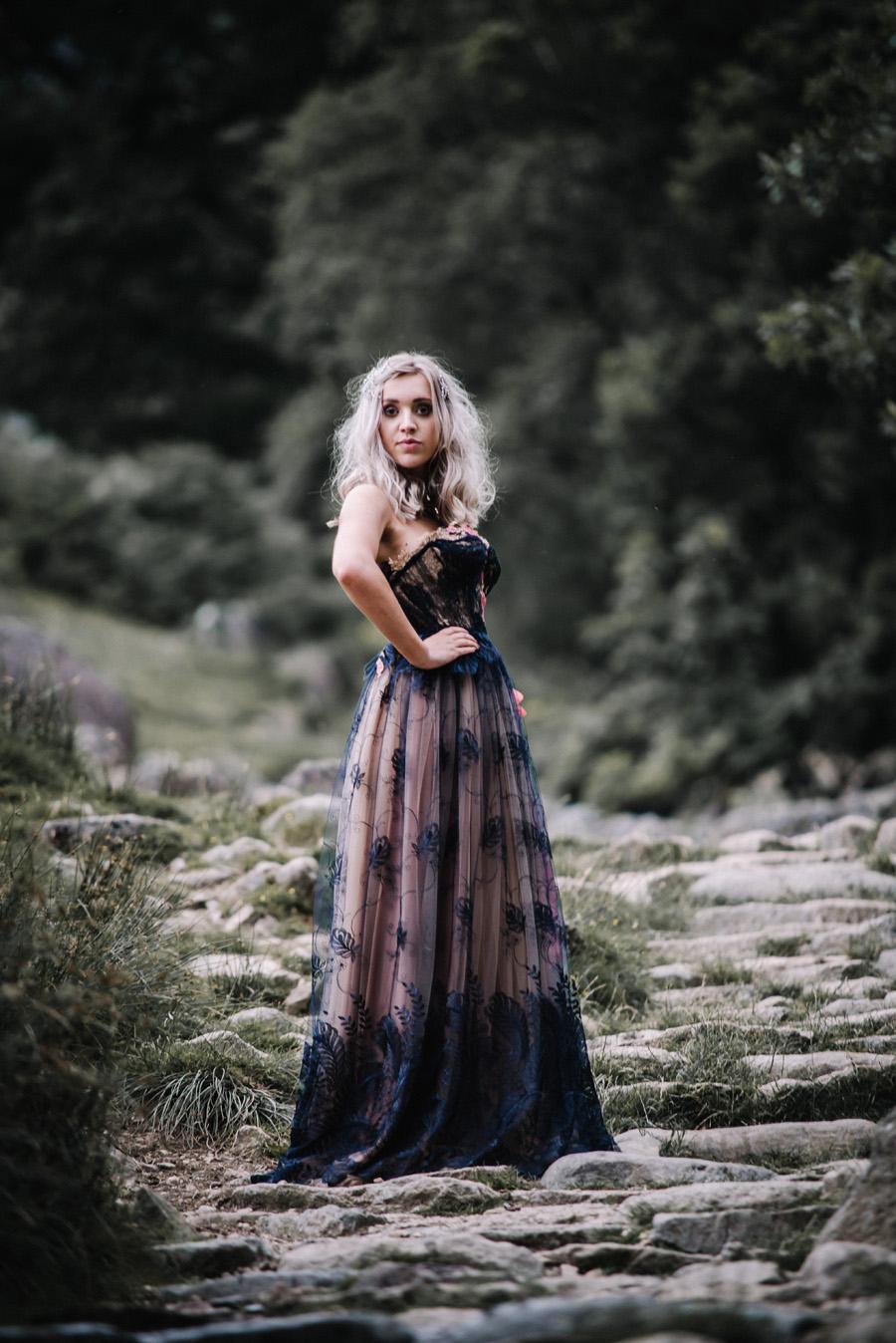 mountain wedding inspiration UK elopement styling English Wedding Blog (8)
