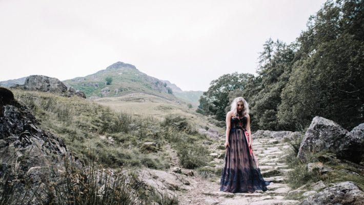 mountain wedding inspiration UK elopement styling English Wedding Blog (9)