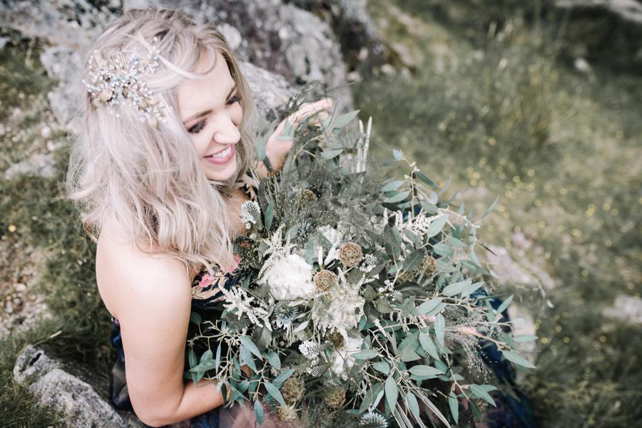 mountain wedding inspiration UK elopement styling English Wedding Blog (15)