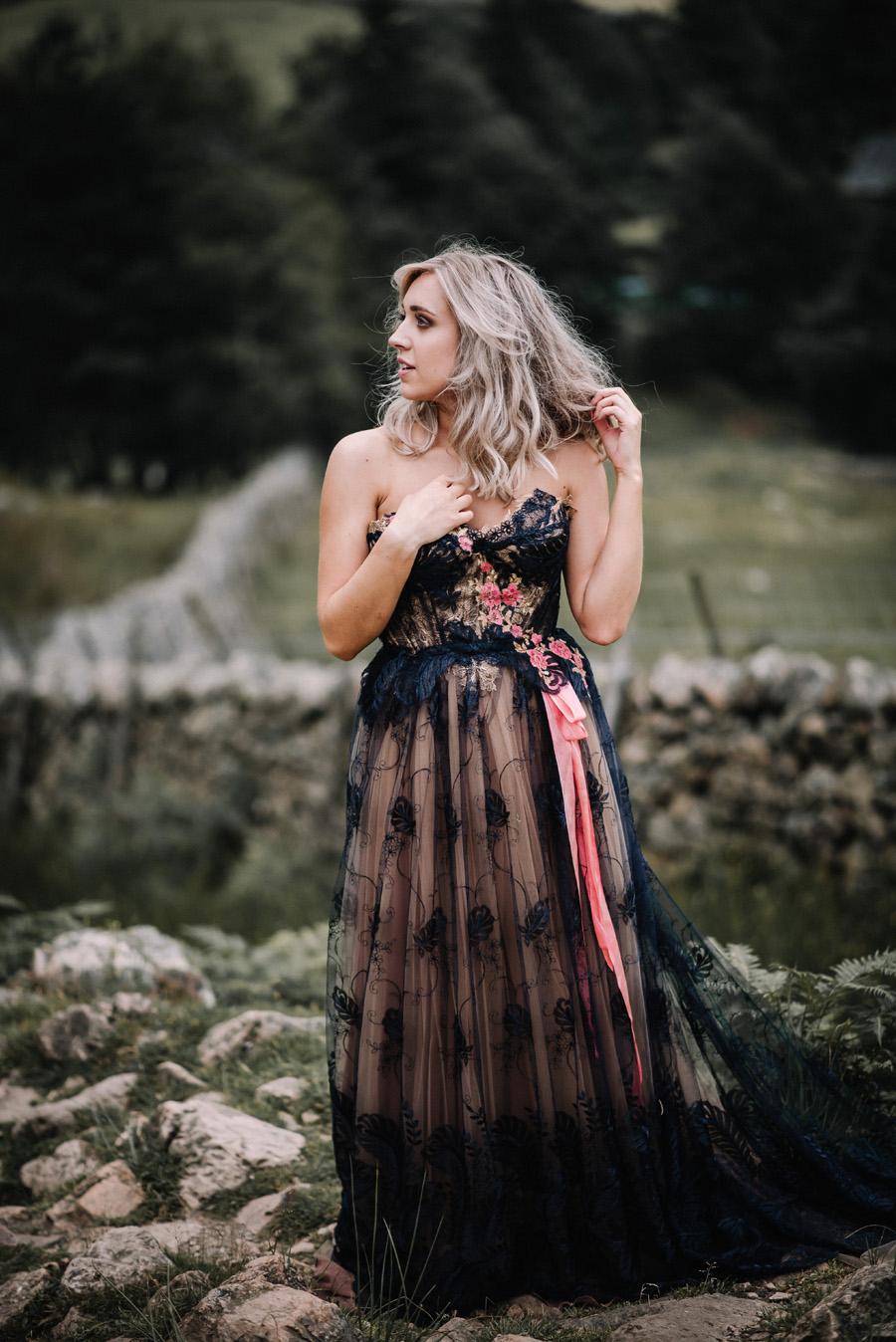 mountain wedding inspiration UK elopement styling English Wedding Blog (38)