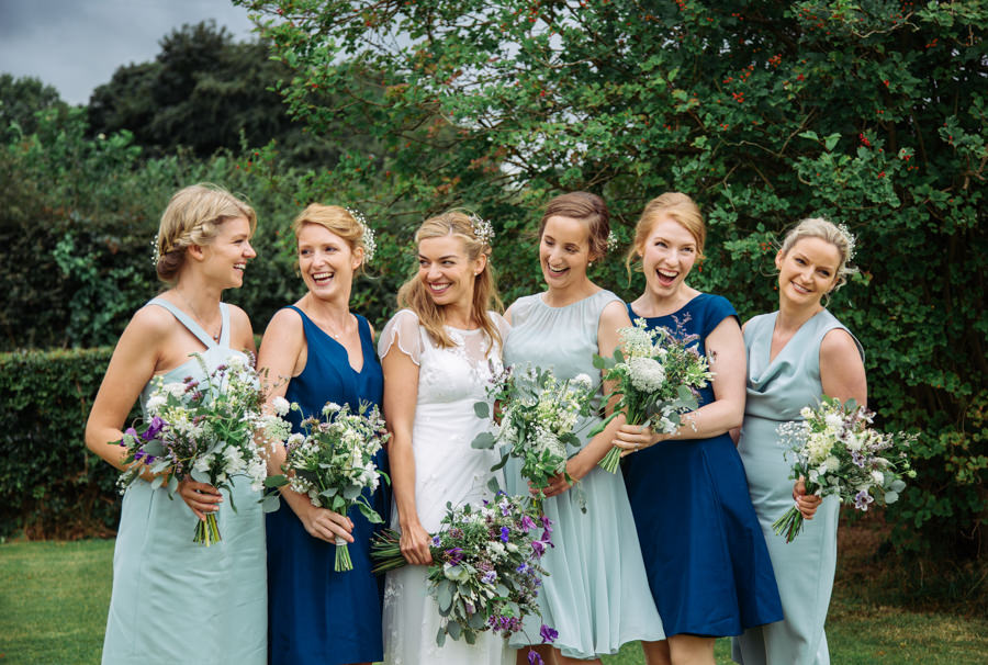 Gorgeous purple flowers for a summer wedding with Delicious Photography (26)