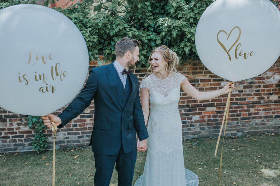 Bright, whimsical, boho wedding styling ideas with balloons, images by Sarah Maria Photography (6)