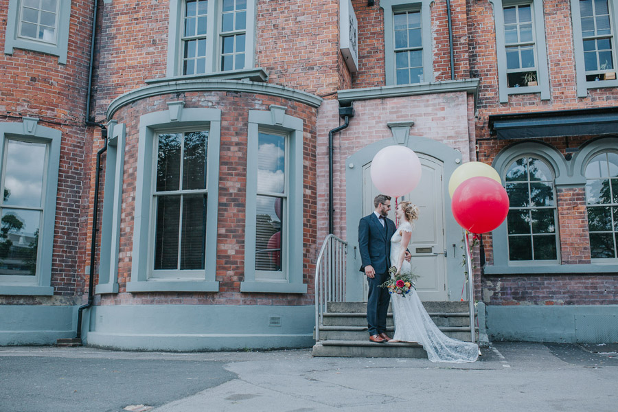 Bright, whimsical, boho wedding styling ideas with balloons, images by Sarah Maria Photography (11)
