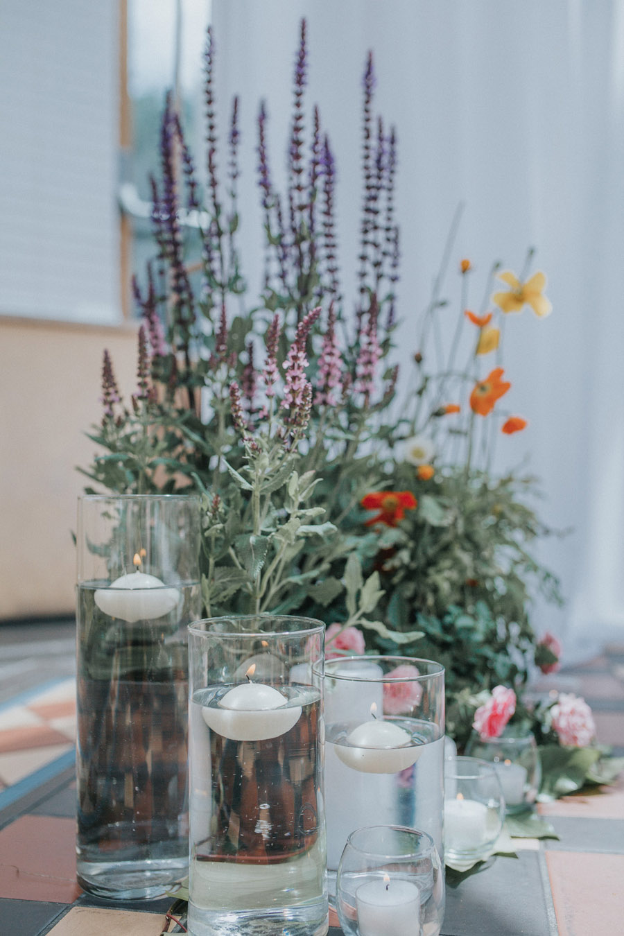 Bright, whimsical, boho wedding styling ideas with balloons, images by Sarah Maria Photography (13)