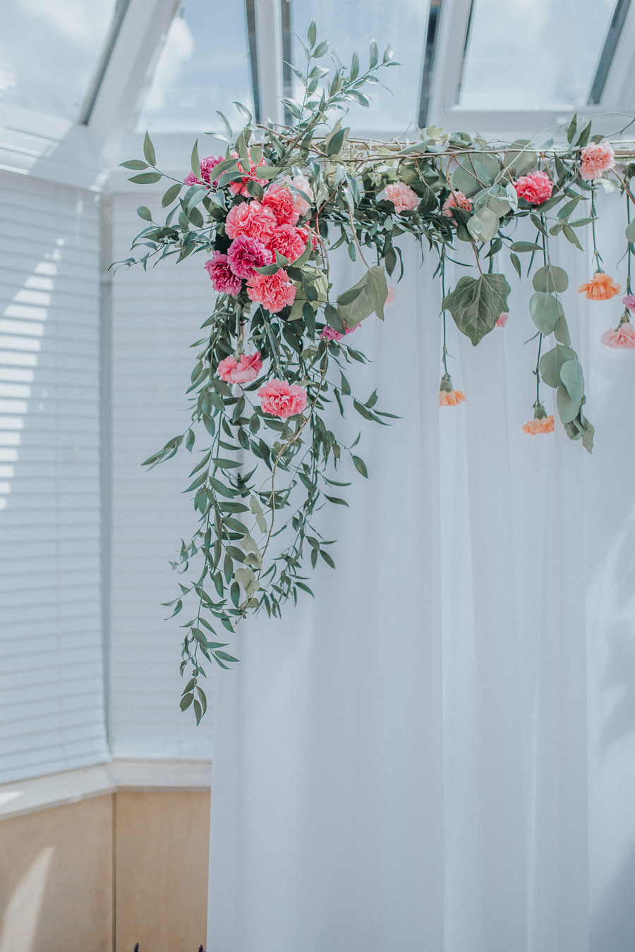 Bright, whimsical, boho wedding styling ideas with balloons, images by Sarah Maria Photography (15)