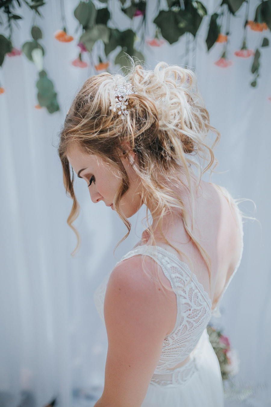 Bright, whimsical, boho wedding styling ideas with balloons, images by Sarah Maria Photography (18)