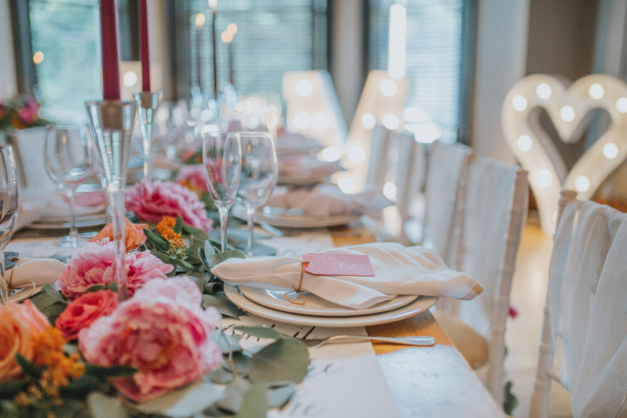 Bright, whimsical, boho wedding styling ideas with balloons, images by Sarah Maria Photography (29)