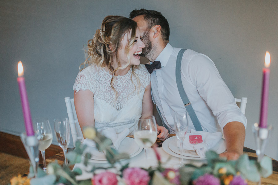 Bright, whimsical, boho wedding styling ideas with balloons, images by Sarah Maria Photography (30)
