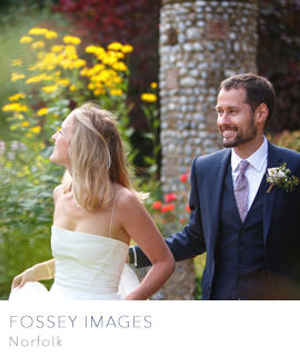 Fossey Images Norfolk wedding photographer