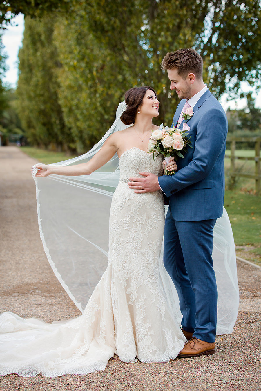 Vicky and Charlie's laid back Lillibrooke Manor wedding on the English Wedding Blog, photos by Sarah Ann Wright (27)