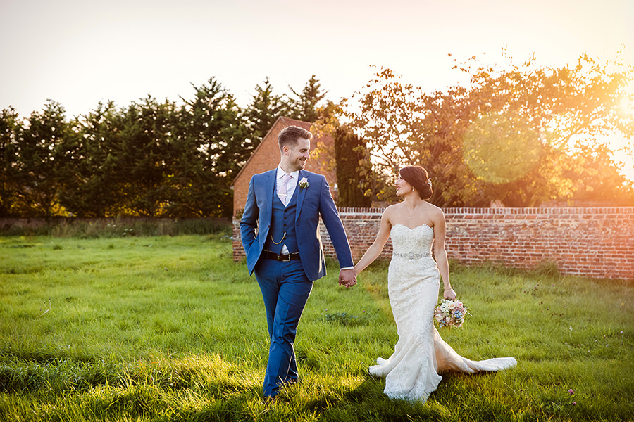 Vicky and Charlie's laid back Lillibrooke Manor wedding on the English Wedding Blog, photos by Sarah Ann Wright (33)