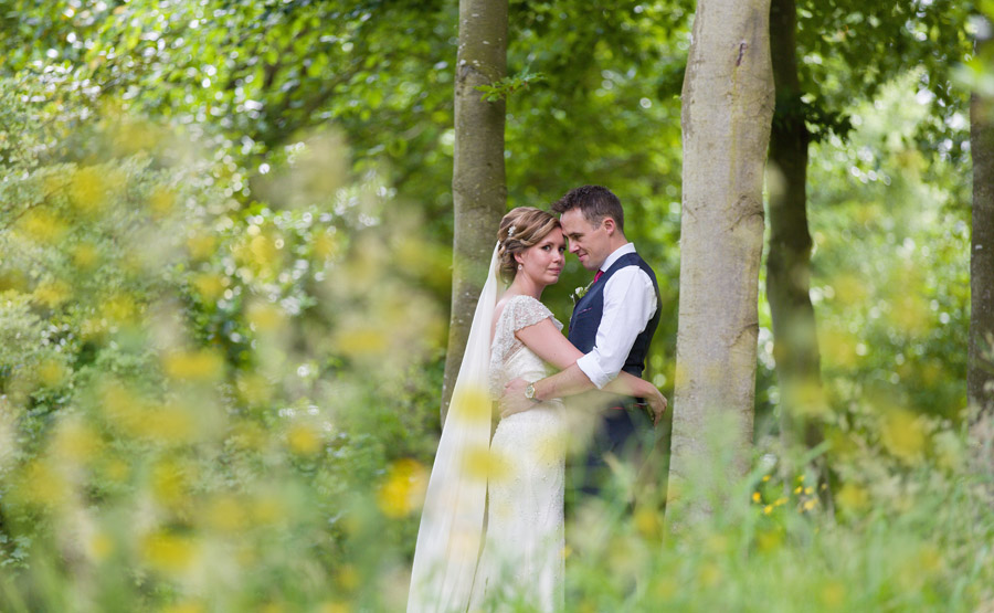 Outdoor wedding in Worcestershire, Bodenham Arboretum - Clive Blair Photography on the English Wedding Blog (22)