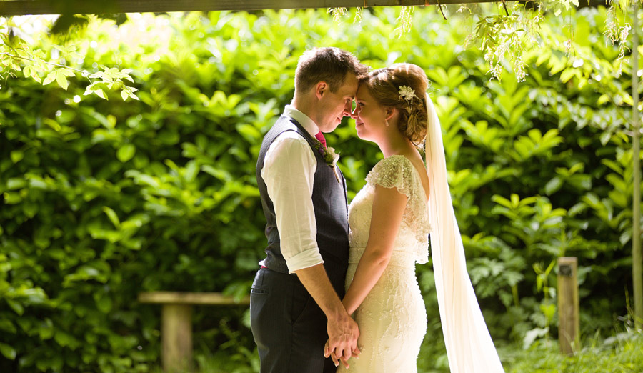 Outdoor wedding in Worcestershire, Bodenham Arboretum - Clive Blair Photography on the English Wedding Blog (25)