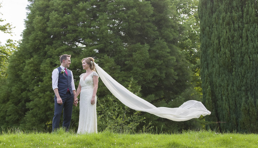 Outdoor wedding in Worcestershire, Bodenham Arboretum - Clive Blair Photography on the English Wedding Blog (34)