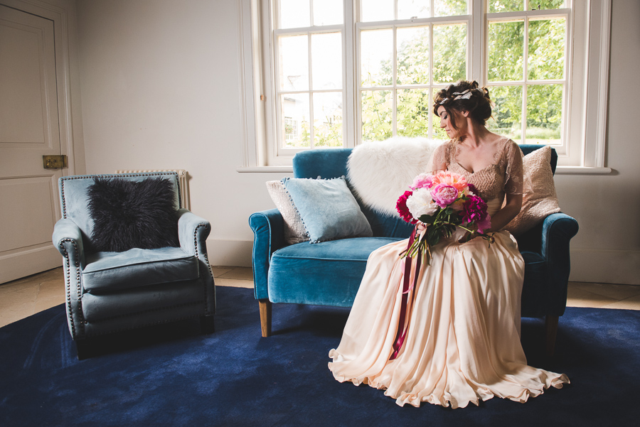 Peony wedding inspiration on the English Wedding Blog, images by Heline Bekker (14)