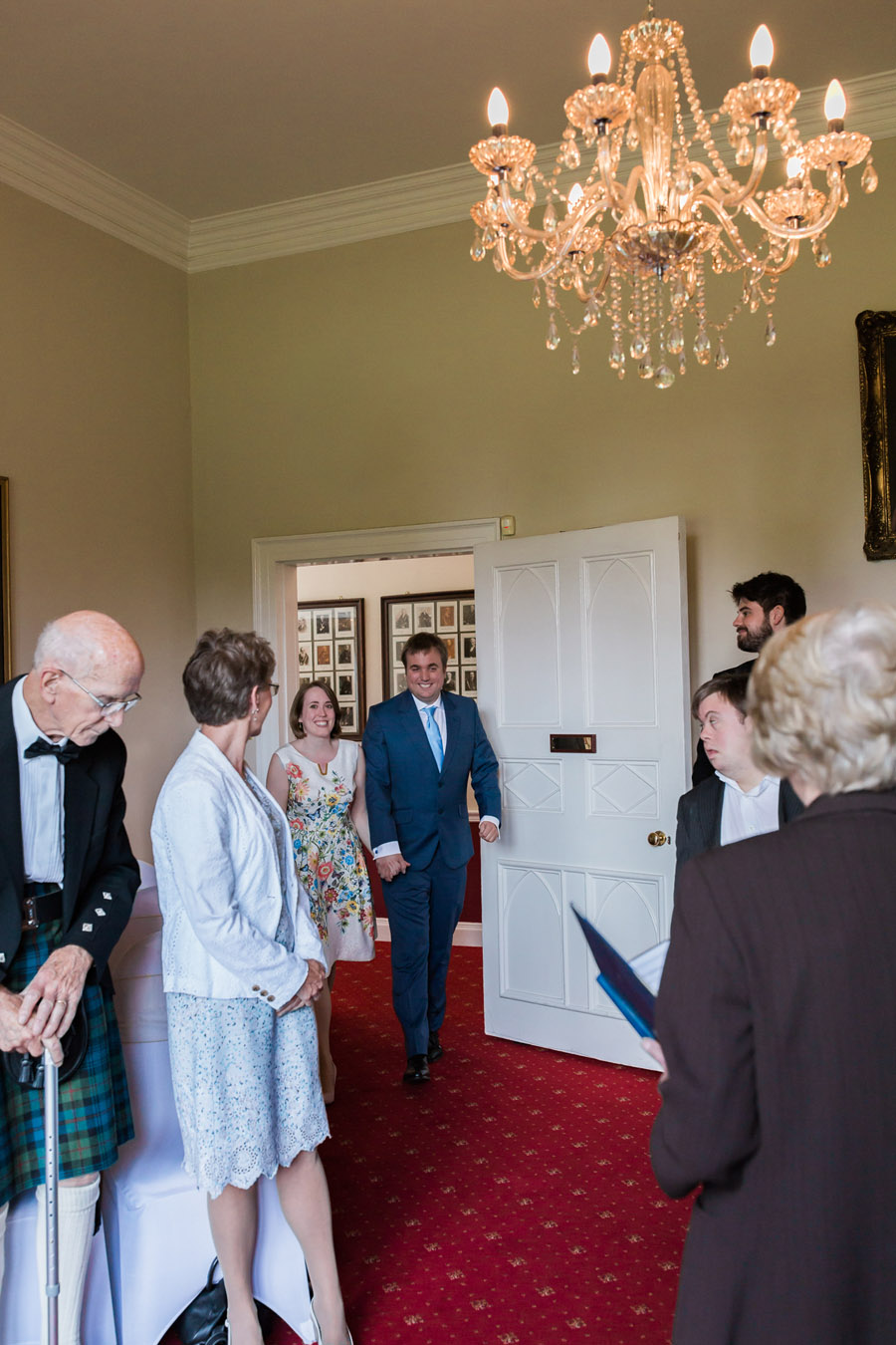 Hertford Castle intimate and alternative English wedding, photo credit Siobhan H Photography (5)