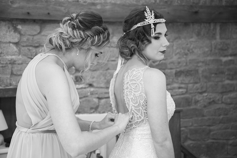 Gatsby vintage wedding at Crockwell Farm, images by Jodie Cooling Photography (8)