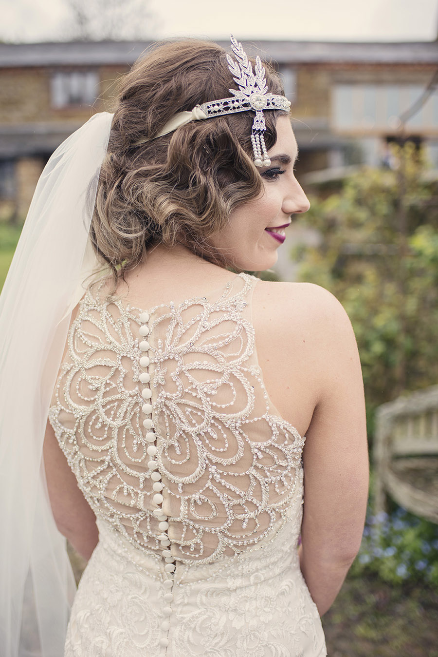 Gatsby vintage wedding at Crockwell Farm, images by Jodie Cooling Photography (19)