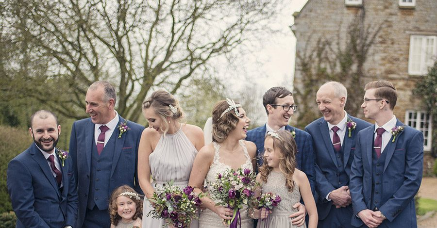 Gatsby vintage wedding at Crockwell Farm, images by Jodie Cooling Photography (23)