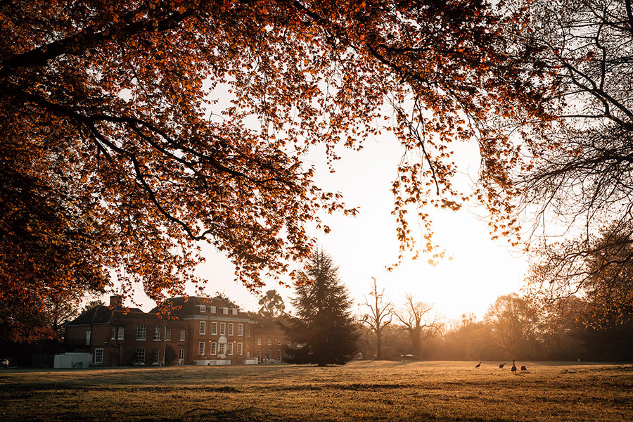 Stoke Place wedding venue, image by Damion Mower Photography