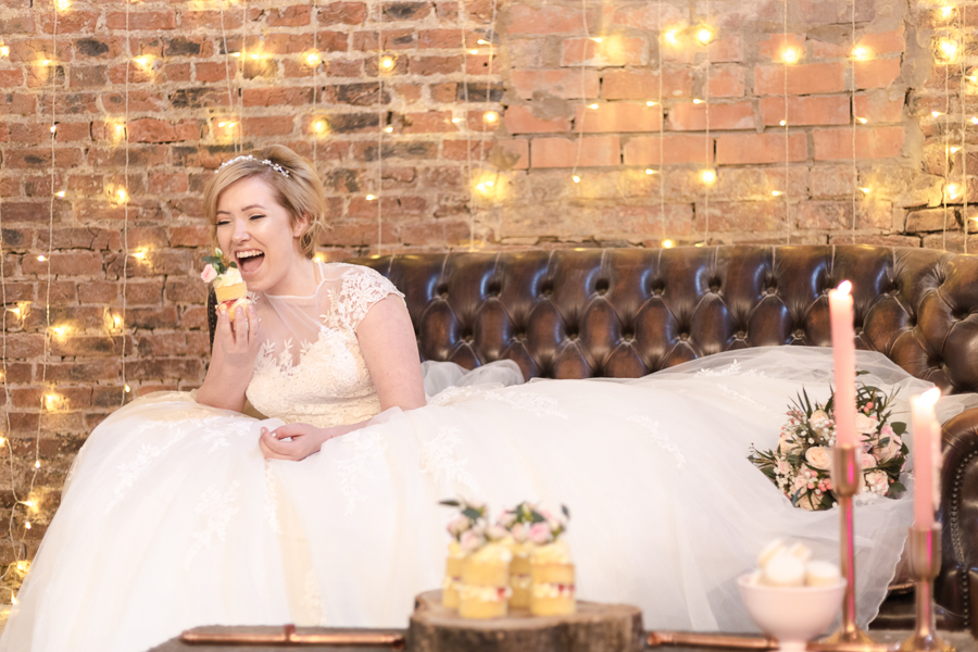 Blush, peach and gold wedding inspiration with Steph Yeo Photography on the English Wedding Blog (14)