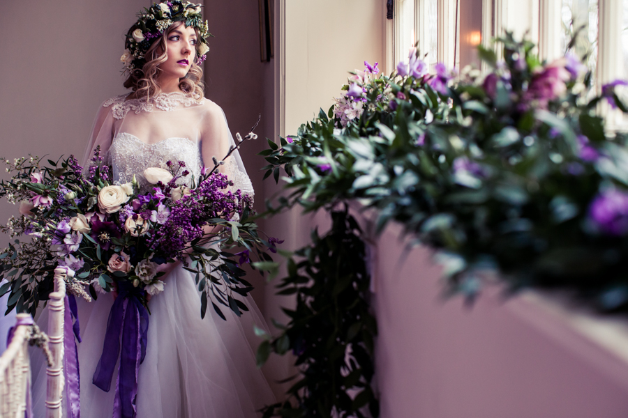Purple wedding ideas for 2019 with Photography by Kathryn (3)