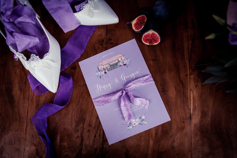 Purple wedding ideas for 2019 with Photography by Kathryn (5)