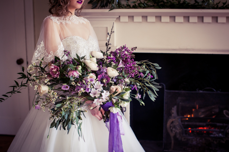 Purple wedding ideas for 2019 with Photography by Kathryn (14)