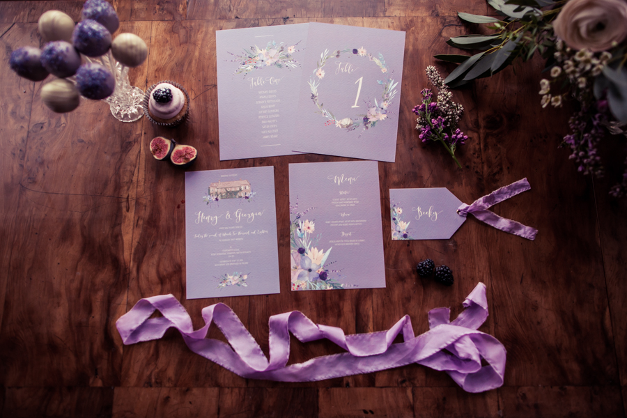 Purple wedding ideas for 2019 with Photography by Kathryn (20)