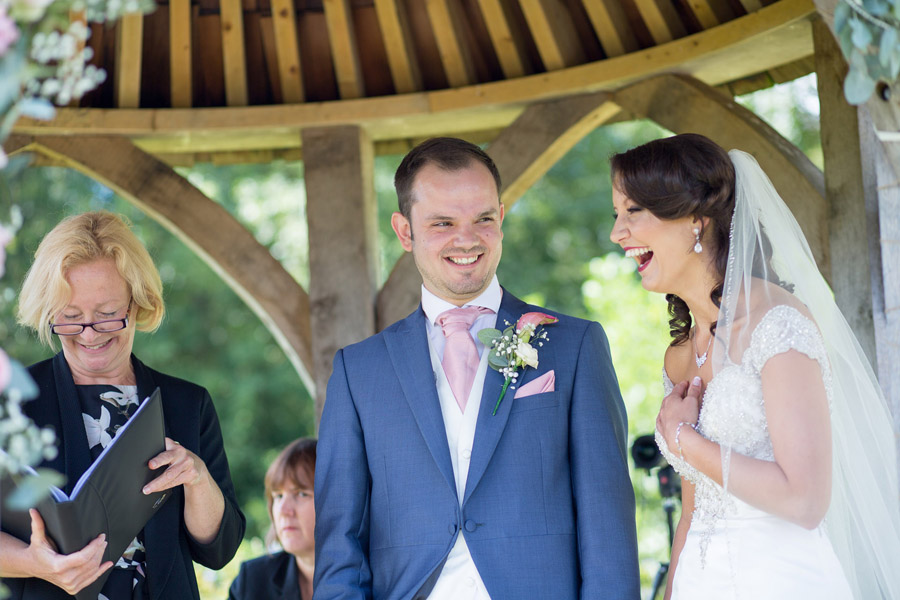 Outdoor wedding at Priston Mill watermill, with images by Martin Dabek Photography on the English Wedding blog (9)