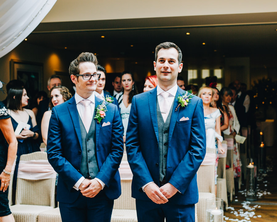 Beautiful real wedding at Mitton Hall with Rachel Joyce Photography Lancashire (13)