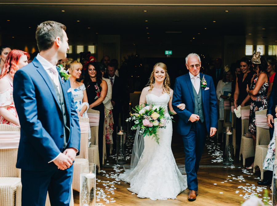 Beautiful real wedding at Mitton Hall with Rachel Joyce Photography Lancashire (15)