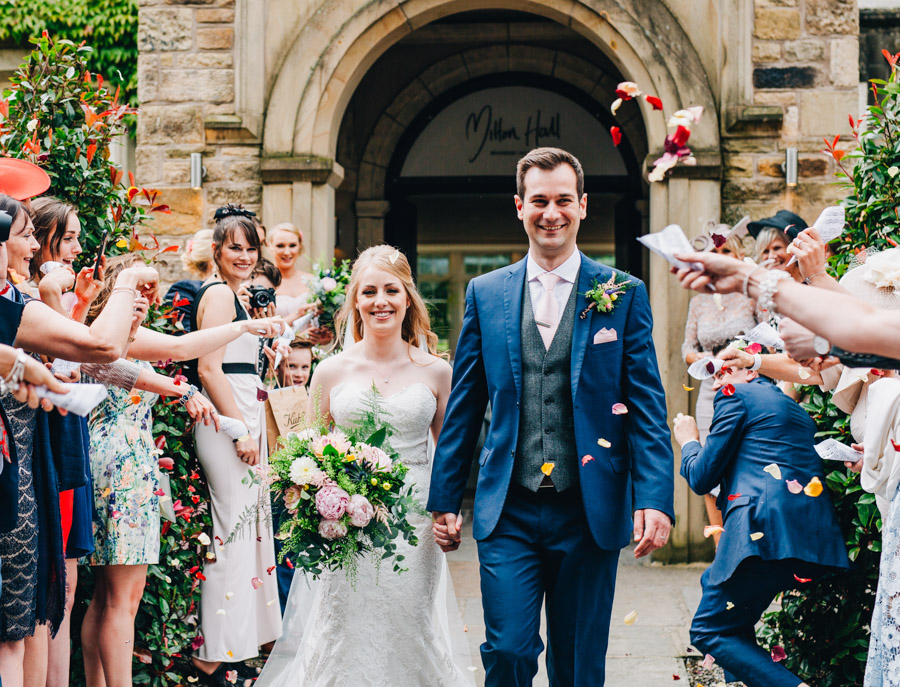 Beautiful real wedding at Mitton Hall with Rachel Joyce Photography Lancashire (19)