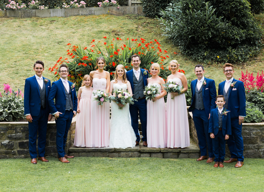 Beautiful real wedding at Mitton Hall with Rachel Joyce Photography Lancashire (22)