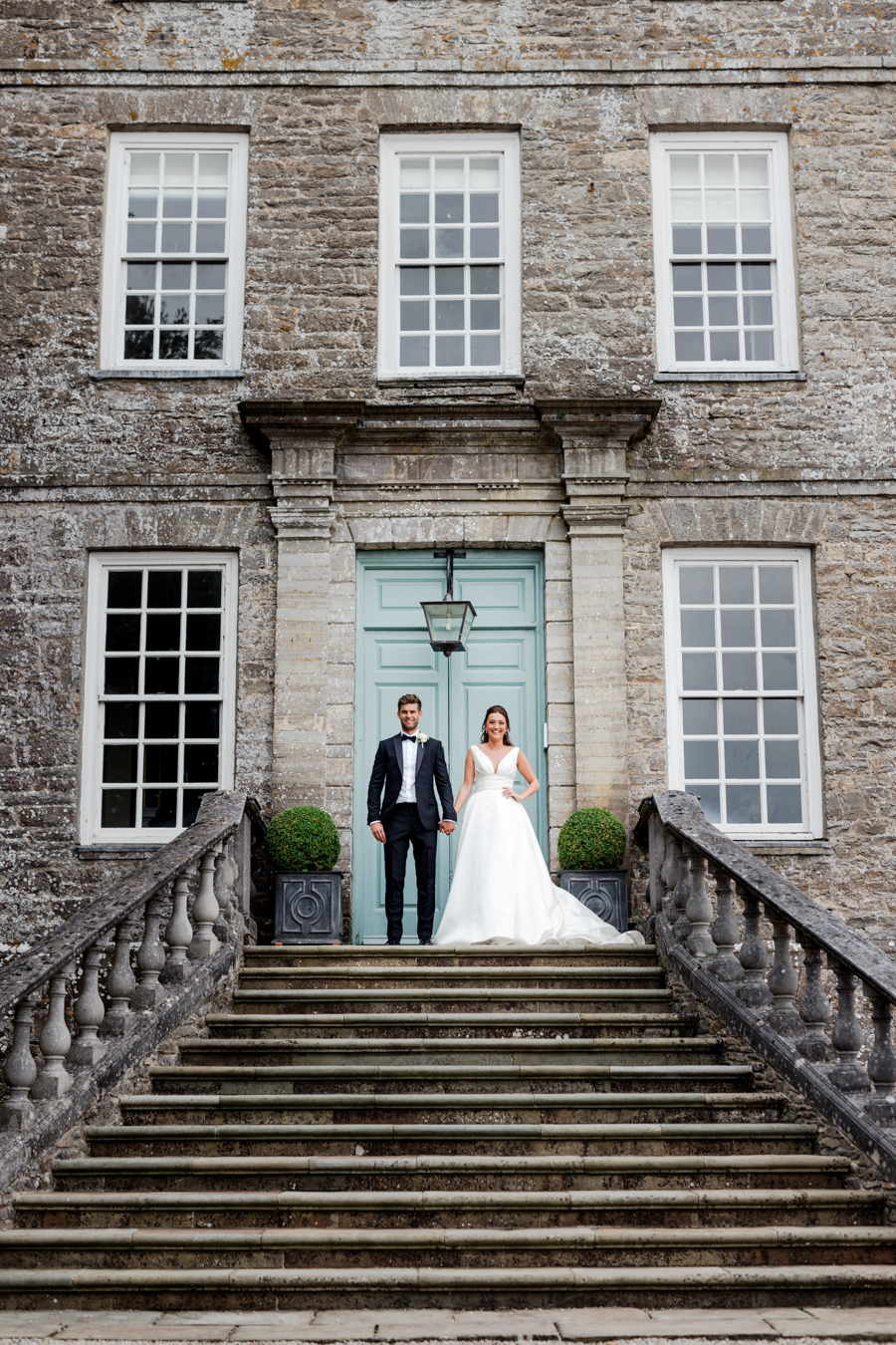 Elegant wedding at Kingston Estate, images by Sam Box Photography on the English Wedding Blog (29)
