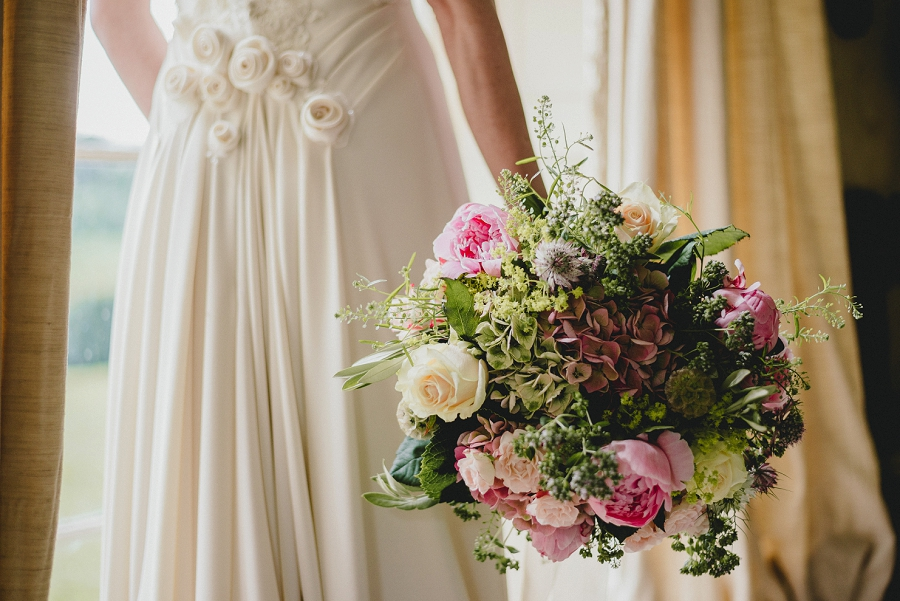 Heirloom wedding inspiration with Emily Andrews Events at Thurning Hall. Photo credit Benjamin Mathers Photography (1)