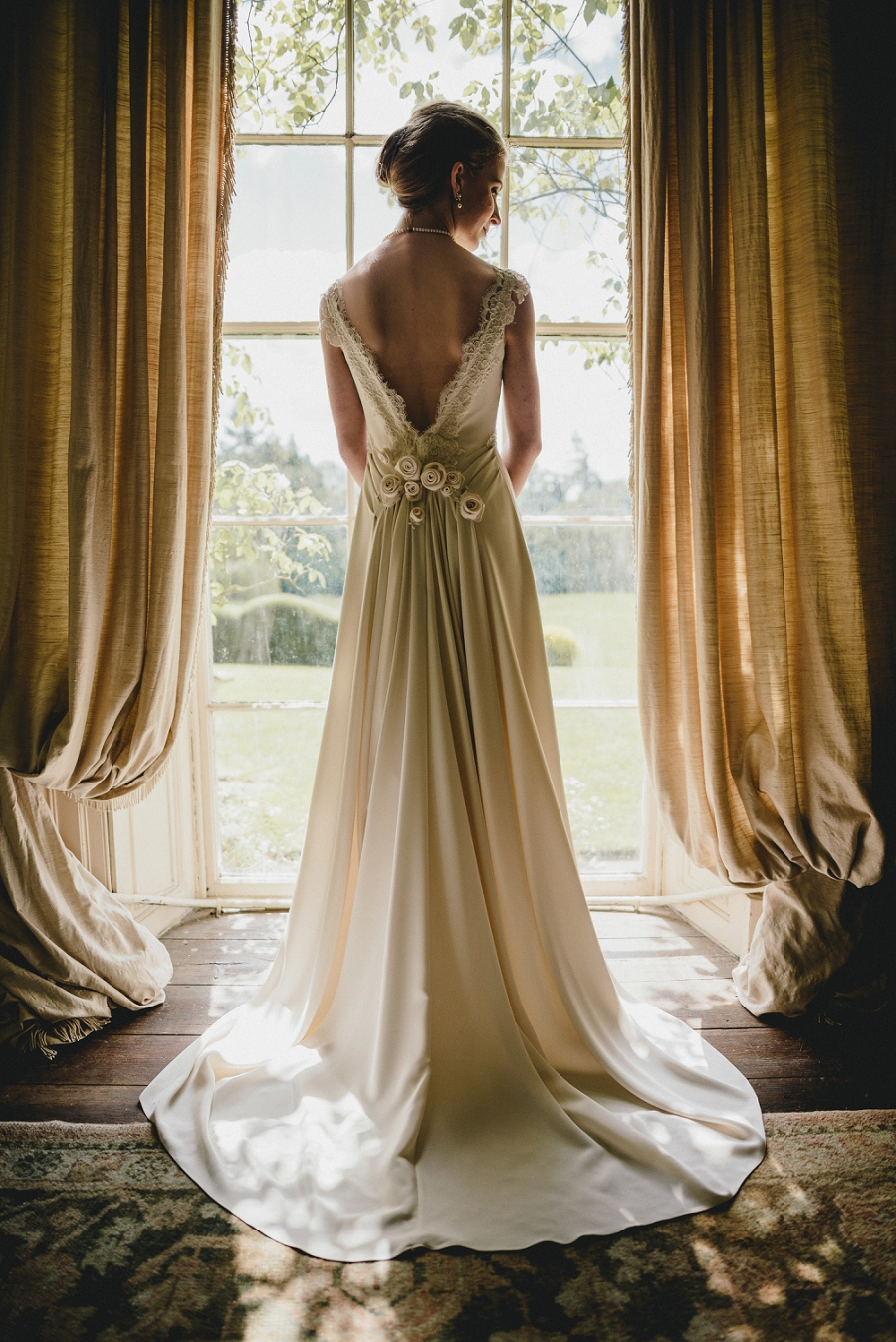 Heirloom wedding inspiration with Emily Andrews Events at Thurning Hall. Photo credit Benjamin Mathers Photography (2)